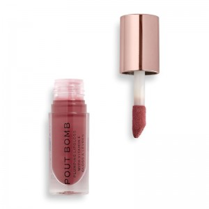Revolution - Lipgloss - Pout Bomb Plumping Gloss SAUCE