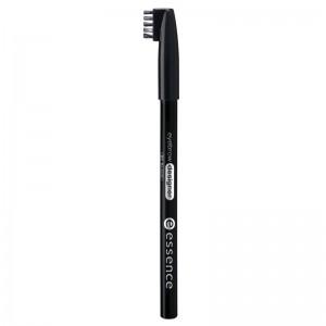 essence - Augenbrauenstift - eyebrow designer 01 black