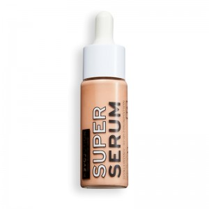 Revolution Relove - Foundation - Super Serum Foundation - F4