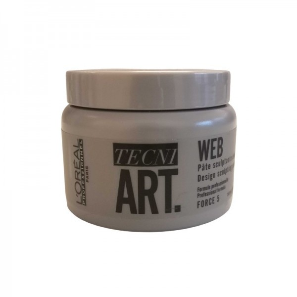 Loreal Professionnel - Tecni Art Web Design Sculpting Paste - 150ml