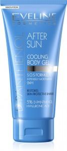 Eveline Cosmetics - D-Panthenol After Sun Cooling Body Gel 150Ml