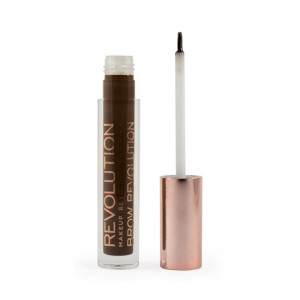 Makeup Revolution - Augenbrauengel - Brow Revolution - Dark Brunette