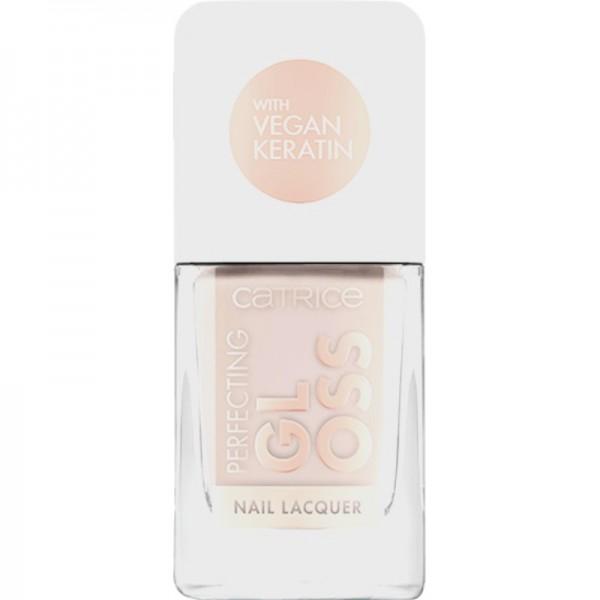 Catrice - Nagellack - Perfecting Gloss Nail Lacquer - 01 Highlight Nails