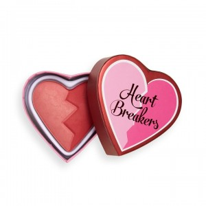 I Heart Revolution - Rouge - Heartbreakers Matte Blush - Kind