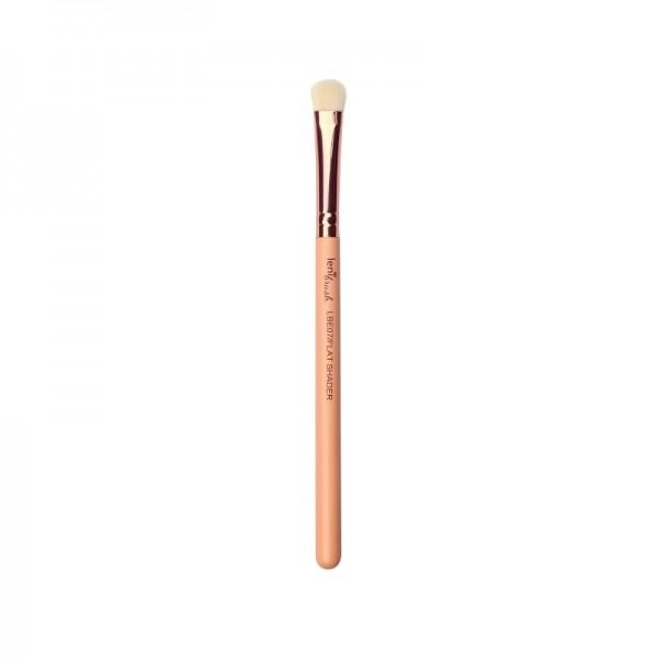 lenibrush - Kosmetikpinsel - Flat Shader Brush - LBE07 - The Nude Edition