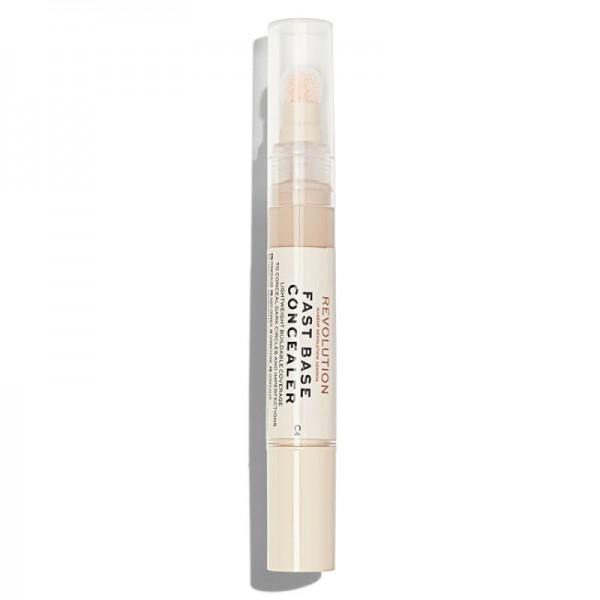 Makeup Revolution - Concealer - Fast Base Concealer - C4