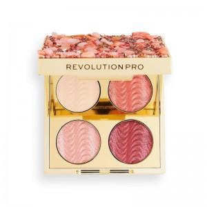 Revolution Pro - Lidschattenpalette - Ultimate Eye Look Quartz Crush Palette