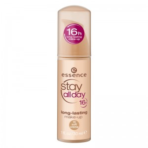 essence - stay all day 16h long-lasting make-up 15 - soft creme