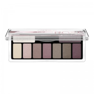Catrice - Lidschattenpalette - The Dry Rosé Collection Eyeshadow Palette 010 - Rosé All Day