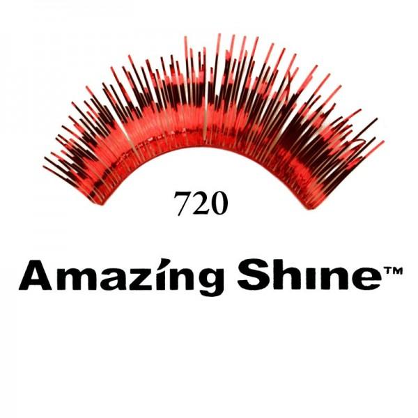 Amazing Shine - False Eyelashes - Effect Lashes - Fashion Lash - Nr.720