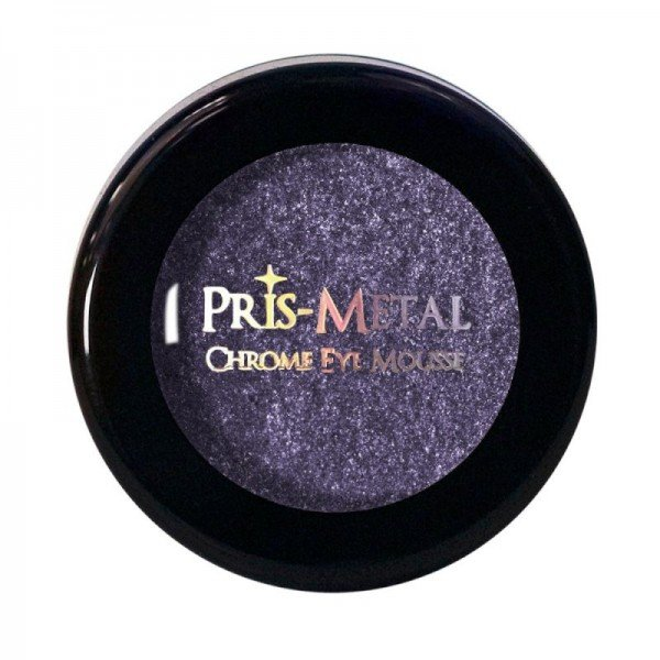 J.Cat - Lidschatten - Pris-Metal Chrome Eye Mousse - Space Jam
