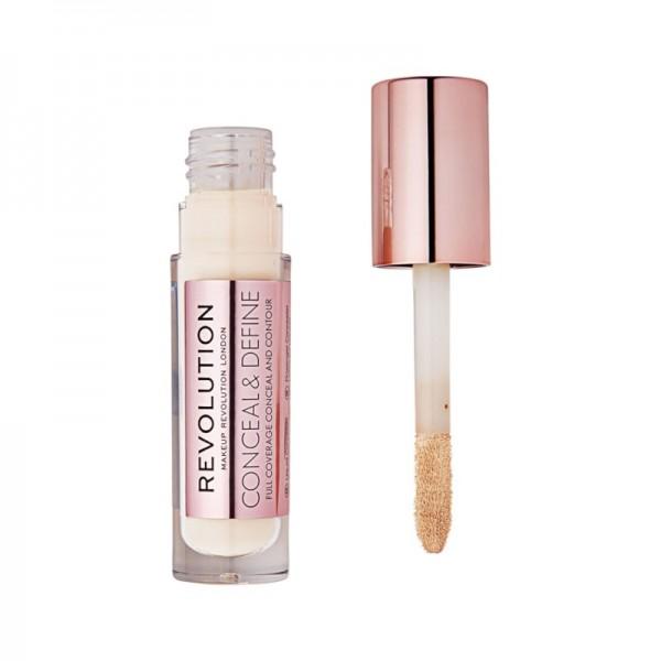 Makeup Revolution - Concealer - Conceal and Define Concealer - C1