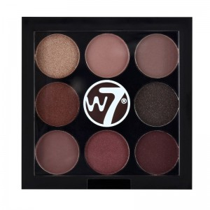 W7 Cosmetics - Eyeshadow Palette - The Naughty Nine - Mid Summer Nights