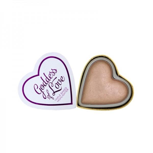 I Heart Makeup - Blushing Hearts - Goddess of Love