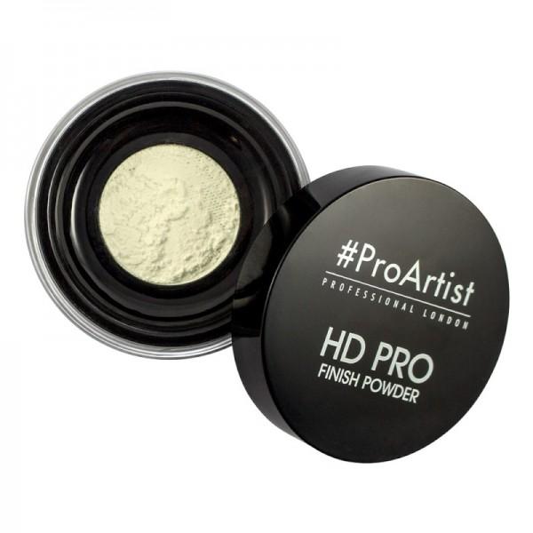Freedom Makeup - Pro Artist HD - Finish Powder Banana - Loose