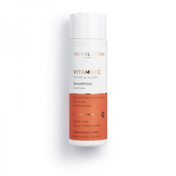 Revolution - Shampoo - Vitamin C Shine & Gloss Shampoo for Dull Hair