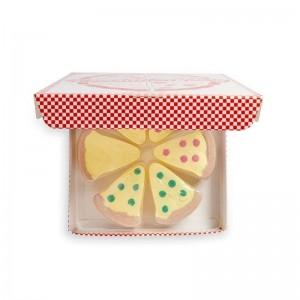 I Heart Revolution - Badekugel - Tasty Pizza fizzer kit