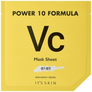 Its Skin - Gesichtsmaske - Power 10 Formula VC Mask Sheet