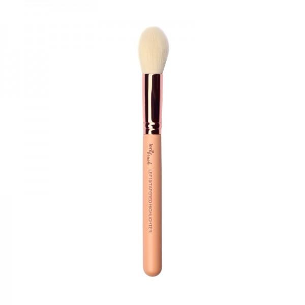 lenibrush - Tapered Highlighter Brush - LBF10 - The Nude Edition