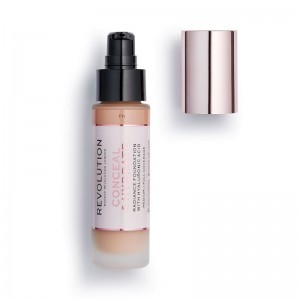 Revolution - Conceal & Hydrate Foundation - F11