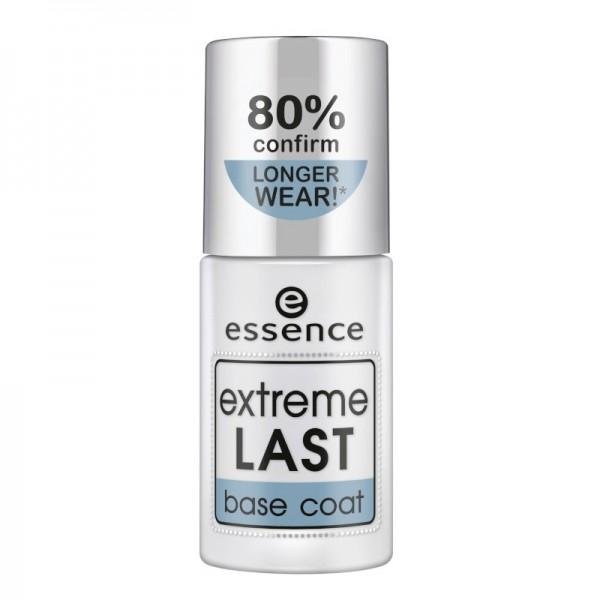 essence - Nagellack - extreme last base coat