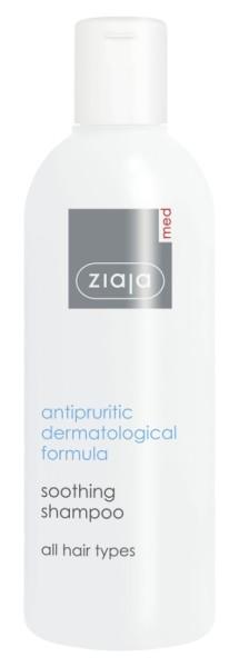 Ziaja Med - Anti-Juckreiz-Shampoo - Antipruritic Soothing Shampoo