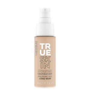 Catrice - Foundation - True Skin Hydrating Foundation - 030 Neutral Sand