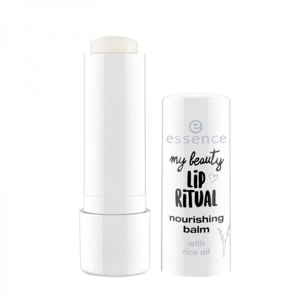 essence - my beauty lip ritual nourishing balm - 02 nourishing