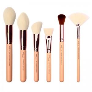 lenibrush - Kosmetikpinselset - Face Definition Set Maxi - The Nudes Edition