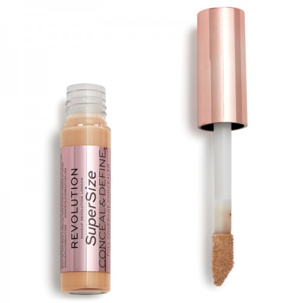 Makeup Revolution - Concealer - Conceal & Define Supersize Concealer C11