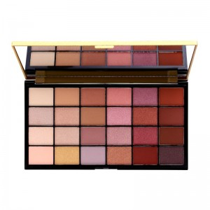 Makeup Revolution - Lidschattenpalette - Life on the Dancefloor - VIP eyeshadow palette V4