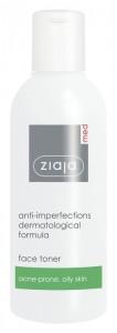 Ziaja Med - Antibakterielles Gesichtswasser - Anti-Imperfections Formula Face Toner
