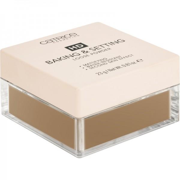 Catrice - HD Baking & Setting Loose Powder - C05