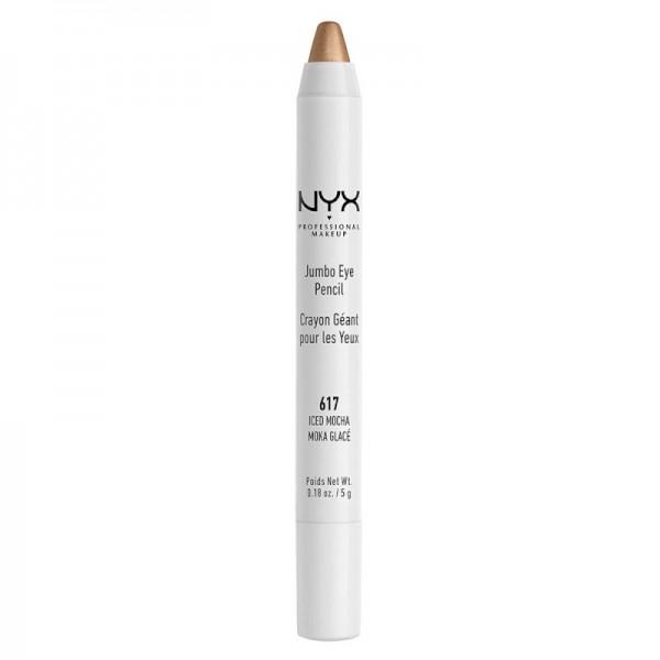 NYX - Jumbo Eye Pencil - Iced Mocha