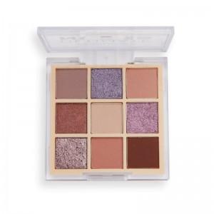 Revolution - Lidschattenpalette - Ultimate Nudes Shadow Palette - Light