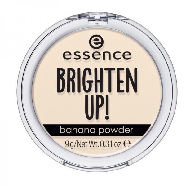 essence - Powder - brighten up! banana powder - bababanana