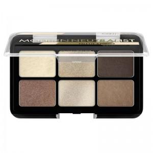 Catrice - Lidschattenpalette - Modern Neutralist Palette À Porter Eyeshadow 050 - Less Is More