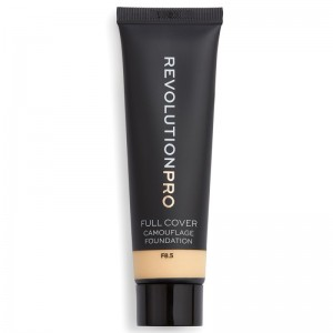 Revolution Pro - Foundation - Full Cover Camouflage Foundation - F8.5