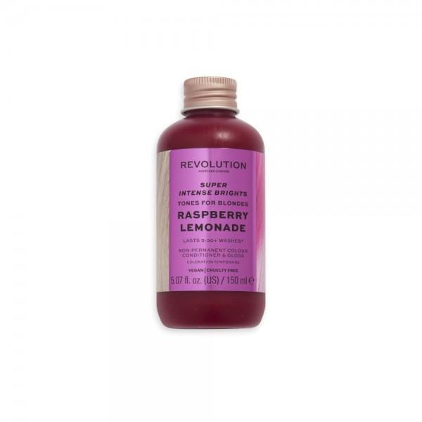 Revolution - Haartönung - Haircare Tones for Blondes Raspberry Lemonade