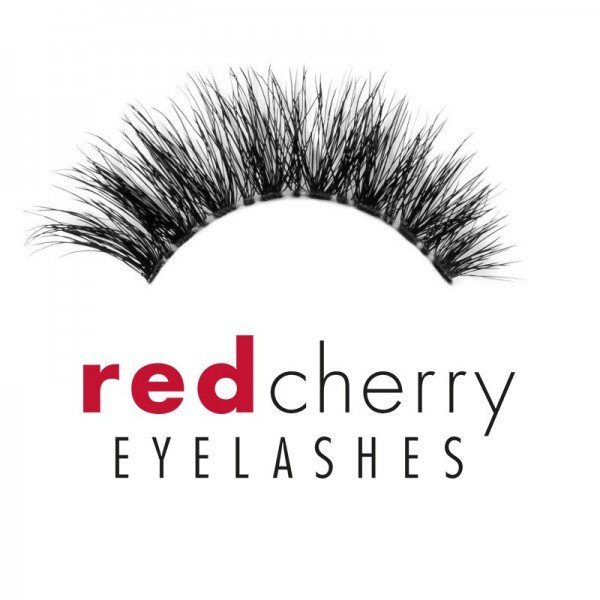 Red Cherry - False Eyelashes - Drama Queen - Savana