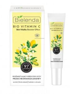 Bielenda - Augenpflege - Bio Vitamin C illuminating eye cream - 15 ml