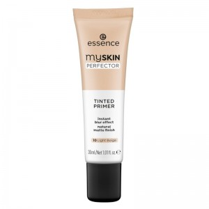 essence - Primer - my skin perfector tinted primer 10 - Light Beige