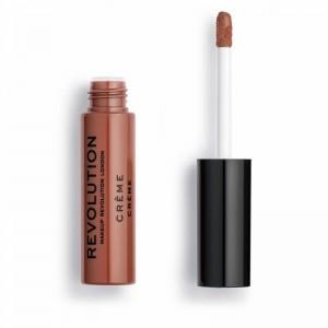 Revolution - Flüssiger Lippenstift - Creme Lip - Brunch 123