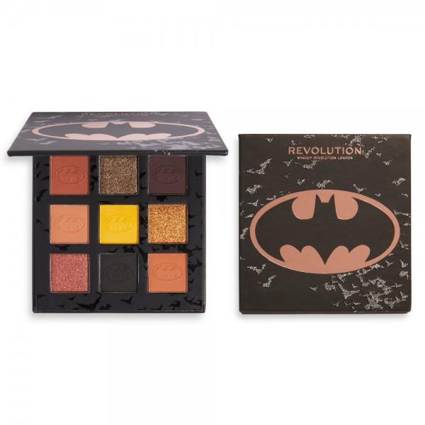 Revolution - Lidschattenpalette - X Batman I Am The Batman Shadow Palette