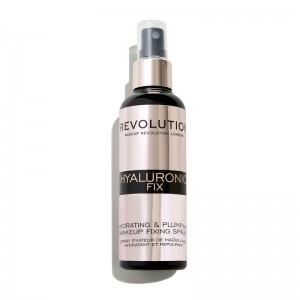 Makeup Revolution - Fixing Spray - Hyaluronic Fixing Spray V4