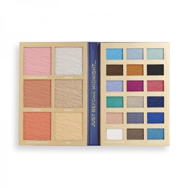 I Heart Revolution - Makeup Palette - I Heart Revolution x Disney - Storybook Palette - Cinderella
