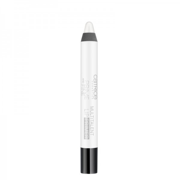 Catrice - Lip Primer - Prime And Fine Multitalent Lip Primer - 010 A Little Bit Of Base