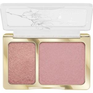 Catrice -  Glow Palette - Glow In Bloom Monochromatic Blush & Glow C02 - Rose Duet