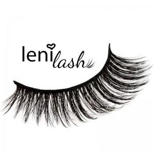 lenilash - 3D-Eyelashes- Schwarz - Posh