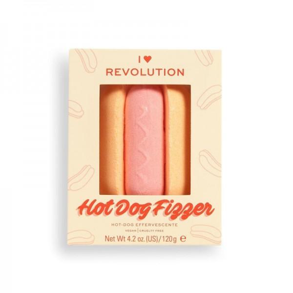 I Heart Revolution - Badekugel - Tasty Hotdog fizzer kit